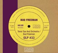 BUD FREEMAN-TENOR SAX AND ORCH. - ORIGINAL LONG PLAY...-IMPORT CD WITH OBI C68
