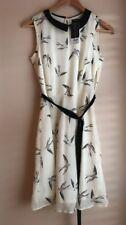 Dorothy Perkins Bird Print Skater Dress