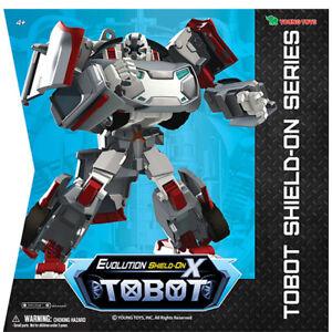 Impressive Toys Young Toys Tobot : Tobot Evolution X Shield-On, Car Transforming