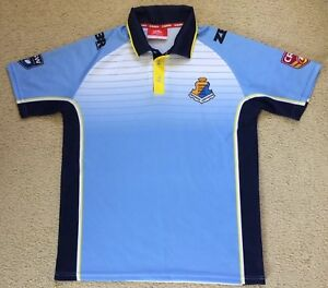 #04 NEW CRL NSWRL Central Coast Rugby League Referee Association Shirt Mens L