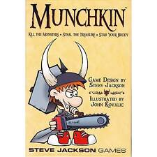 Steve Jackson Games Munchkin Color Card Game