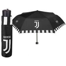 GADGET JUVE Ombrello uomo mini automatico anti vento JUVENTUS logo 98 cm