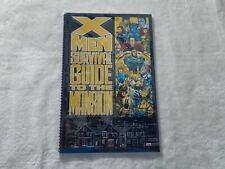 X-MEN : SURVIVAL GUIDE TO THE MANSION SPECIAL 1993 MARVEL COMICS 1ST PRINT VF/NM