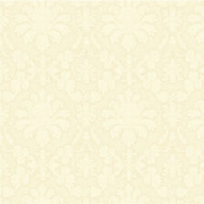 16 Paper DINNER Napkins Inspiration Cream Wedding Wedding 40x40cm - 3ply