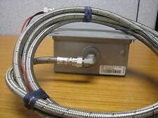 Branson Immersible Transducer FC610-25-6S W/ 10' Leads