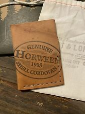 Twobit Wallet (Reverse Burgundy Shell; 1 of 3; Craft & Lore)