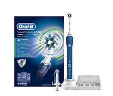 ORAL-B SMARTSERIES 4000 CROSSACTION BLUETOOTH ELECTRIC RECHARGEABLE TOOTHBRUSH