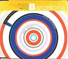 BARCELONA Robot Trouble 5TRX MIXES & 2UNRELEASED CD Single MEN WITHOUT HATS trk