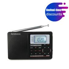 Tragbares Radio, AM FM SW DSP Kurzwellenradio Klein Transistor Radio mit Kopfhör