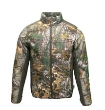 REALTREE CAMO MENS INSULATED JACKET BOMBER CAMOUFLAGE HUNTING SIZE 3XL XTRA