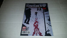 The Punisher  # 10 (2017, Marvel) 1st Print Cloonan