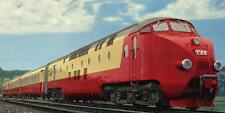 High Speed Train Hochgeschwindigkeitszug series 1:  ROCO Tee RAm Dieseltriebzug