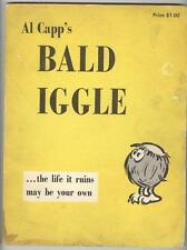 Al Capp's Bald Iggle 1956 G/VG Scarce black and white Li'l Abner story