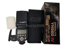 Yongnuo YN-560IV flash speedlite for Canon EOS 5D MarkII, 5D Mark III,70D,50D,40
