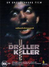 The DRILLER KILLER (Abel FERRARA Carolyn MARZ Jimmy LAINE) Cult HORROR Film DVD