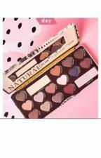 Okalan Natural Color Eyeshadow & Highlighter, Brightener Palette Tin # A