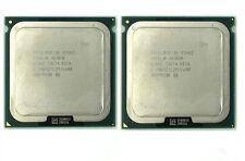 2x Matched Intel Xeon X5482 3.2GHz 12MB 1600MHz SLANZ LGA771 Processor