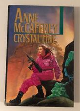 Crystal Line by Anne McCaffrey (1992, Hardcover)