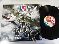 "Deafness By Noise Dbn A Long Way Down - LP 12 "" vinyl Mint 2016 Strength - 2T"