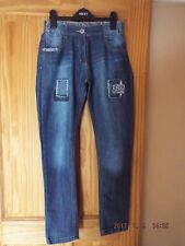 GIRLS SLIM/SKINNY JEANS AGE 12 YRS FROM MATALAN