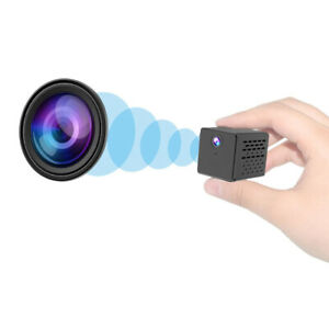 Mini Spy Camera, WiFi Wireless Hidden Video Camera 1080P HD Small Home