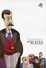 Portugal 2018 CTO Os Maias José Maria Eça Queiroz Spec Folder Literature Stamps