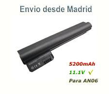 Cels Bateria HP MINI 210-1023EO Mini 210-1023SS Li-ion 10,8v 5200mAh BT37