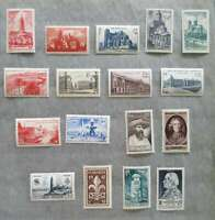 FRANCE 1947 JOLIE COLLECTION ** fort complète c 28,80 €  (4) /Cv051