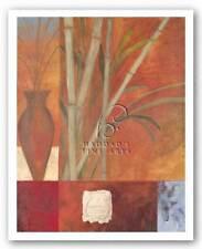 Bamboo Origins I Fernando Leal Art Print 11x14