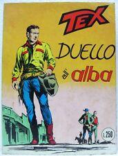 TEX n° 59 - Duello all'alba - Lire 250 - Gennaio 1969