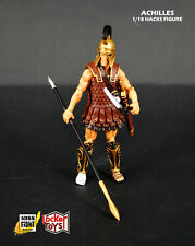 1/18 3.75 inches FIGURE - BOSS FIGHT STUDIO VITRUVIAN HACKS - Achilles