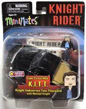 ESZ9542 Minimates KNIGHT RIDER PX Exclusive Super Pursuit Mode K.I.T.T. DST 2011