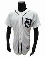 Majestic Detroit Tigers #52 Yoenis Cespedes Home MLB Jersey