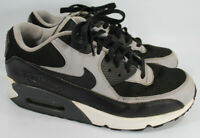 Nike Air Max 90 Essential Wolf Grey 537384-053 Airmax Size 10 M Running Sneakers