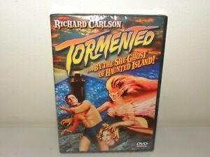 TORMENTED - RICHARD CARLSON - DVD - NEW & SEALED - ALL REGIONS