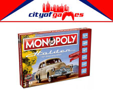 Holden Heritage Monopoly Board Game Brand New Pre Order