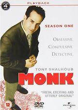 Monk Season 1 DVD R4