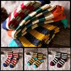 Casual Cotton Socks Design Multi-Color Fashion Mens Women's Socks