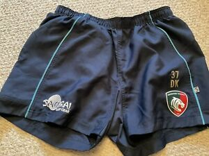 Leicester Tigers Dan Kelly XL Shorts