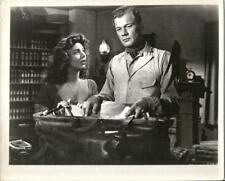 JENNIFER JONES JOSEPH COTTON ORIGINAL DUEL IN THE SUN WESTERN FILM STILL