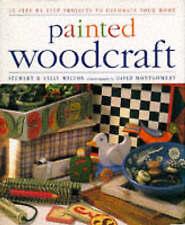 Painted Woodcraft, Walton, Sally, Walton, Stewart, Very Good Book