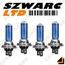 H7 24V 499 100W LAMPADINE DAF XF 95 105 02 XENON BIANCHE SUPER LUMINOSE UPGRADE