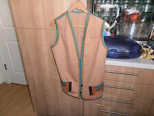 Vtg 1960s Hippy Handmade Waistcoat  Belong  to Molly Keane