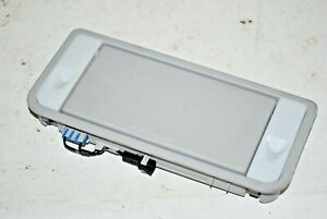 2004 - 2010 Audi A8L Rear Left or Right Overhead Roof Light & Mirror OEM