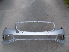 Mercedes E Class W213 SE Front Bumper 2016 - ON Silver Genuine A213