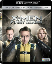 X-Men: First Class [New 4K UHD Blu-ray] With Blu-Ray, 4K Mastering, Ac-3/Dolby