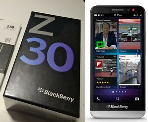 BlackBerry Z30 - 2GB - Black (Factory Unlocked) Smartphone - new and sealed