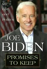 New ListingSigned Joe Biden Promises To Keep First Edition 1st President Autograph