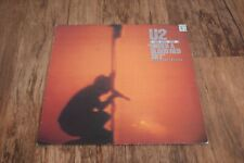 U2 ‎– Under A Blood Red Sky (Live) Island Record UK LP  VINYL