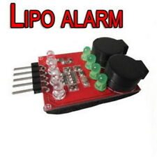 Cell 7.4V 3Cell 11.1V Lipo Battery Low Voltage Tester Checker Alarm Indicator LD